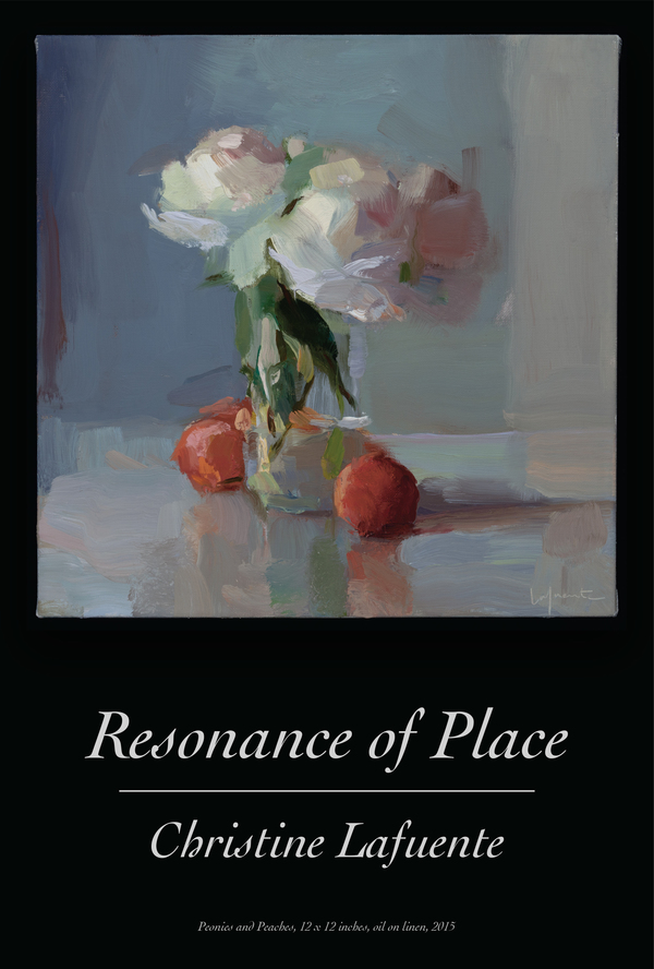 Christine Lafuente Resonance of Place, September 2015
