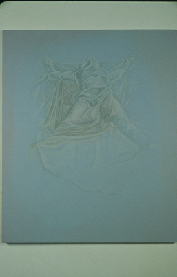 Claudia Ravaschiere Silverpoint Drawings