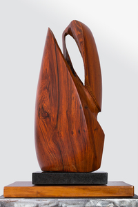 DAVID ERDMAN Archive cocobolo wood with hand-polished wax