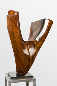 DAVID ERDMAN Archive black walnut with high gloss varnish