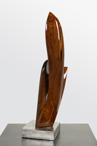 DAVID ERDMAN Available Works black walnut with high gloss polyurethane finish