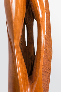 DAVID ERDMAN Available Works american cherrywood (prunus serotina) with polyurethane finish and black granite base
