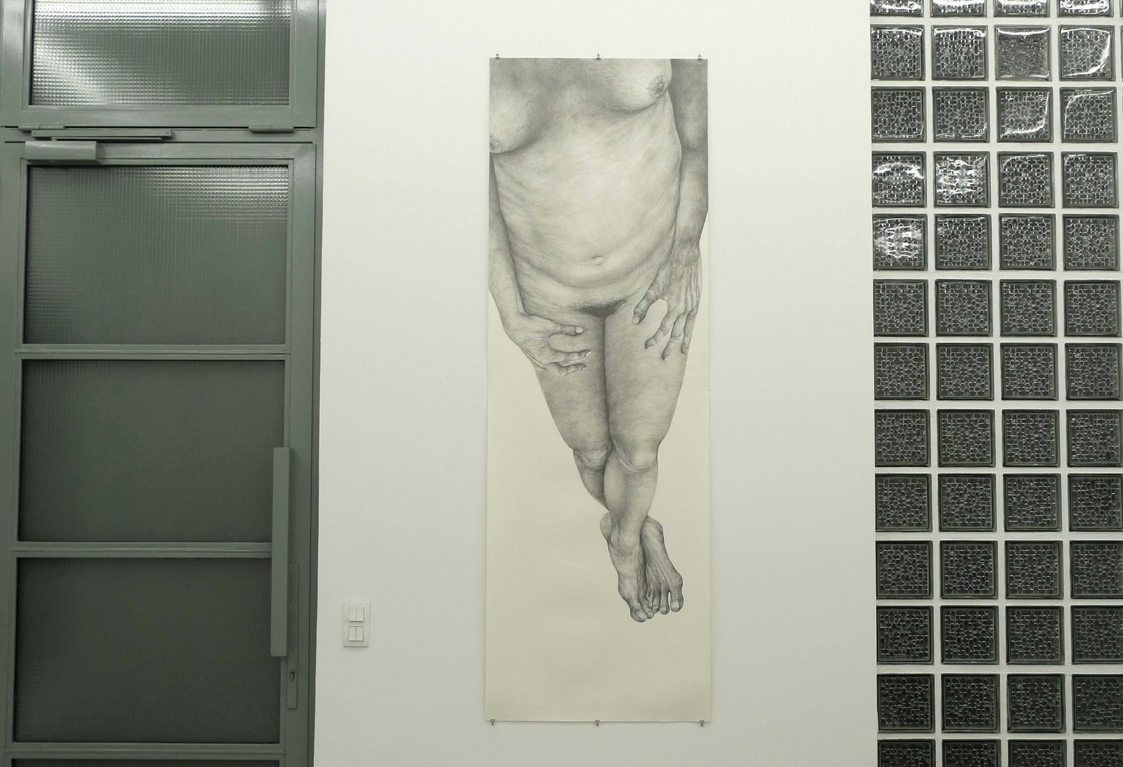 Exhibit views / Vues Le Corps, Les Songes / The Body, Dreams