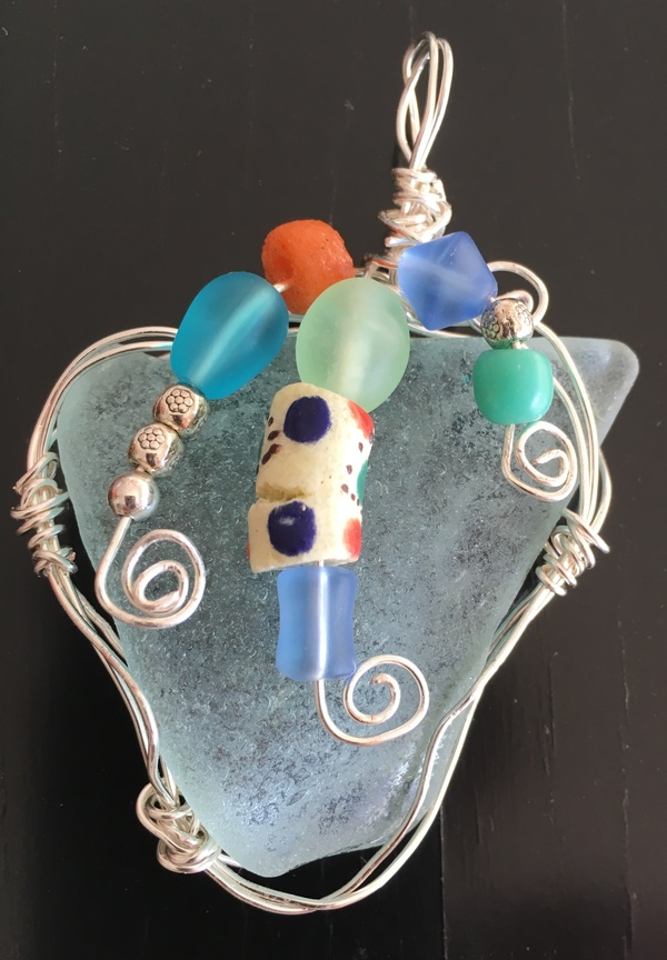 Dorothy Englander Beach Glass Works