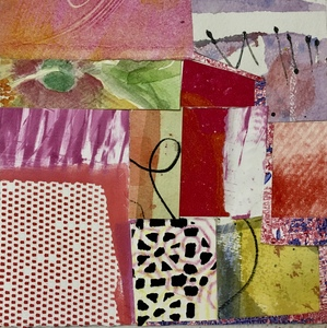 Dorothy Englander  Collages collage