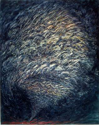Dorothy Englander Earlier Work (selected paintings) oil and cold wax on canvas