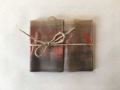 EDDA VALBORG Handmade books Monotype on Kitikata paper, waxed