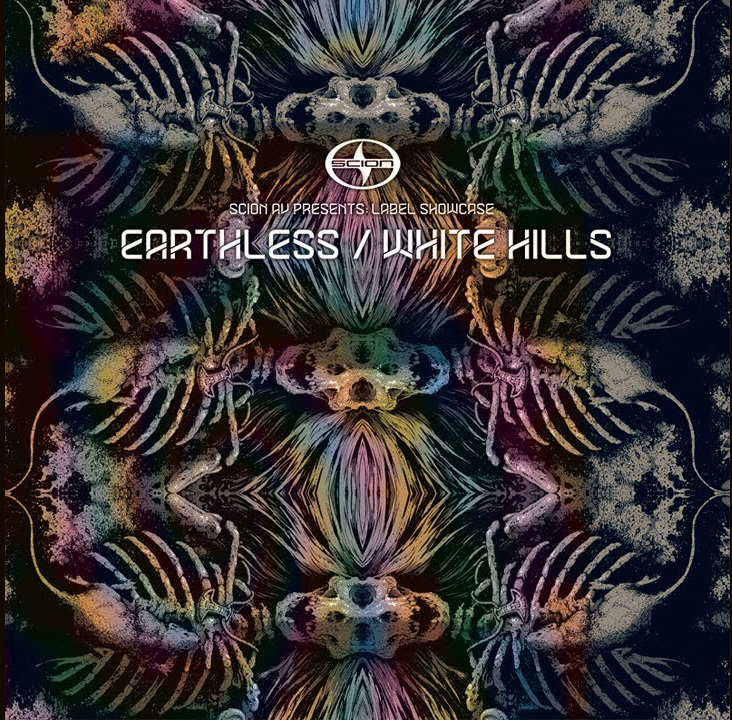 DISCOGRAPHY Earthless/White Hills ‎– Scion AV Presents: Label Showcase