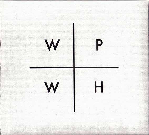 "DISCOGRAPHY  White Pee + White Hills ‎– ""in love but not committed"""