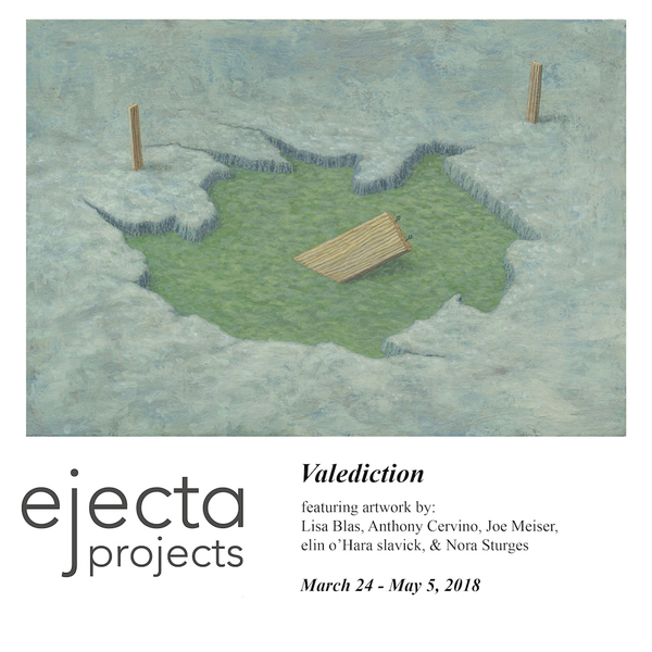 ejecta projects VALEDICTION