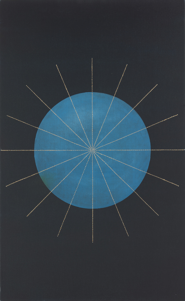 GRACE DEGENNARO Geometry (selected works) oil on linen