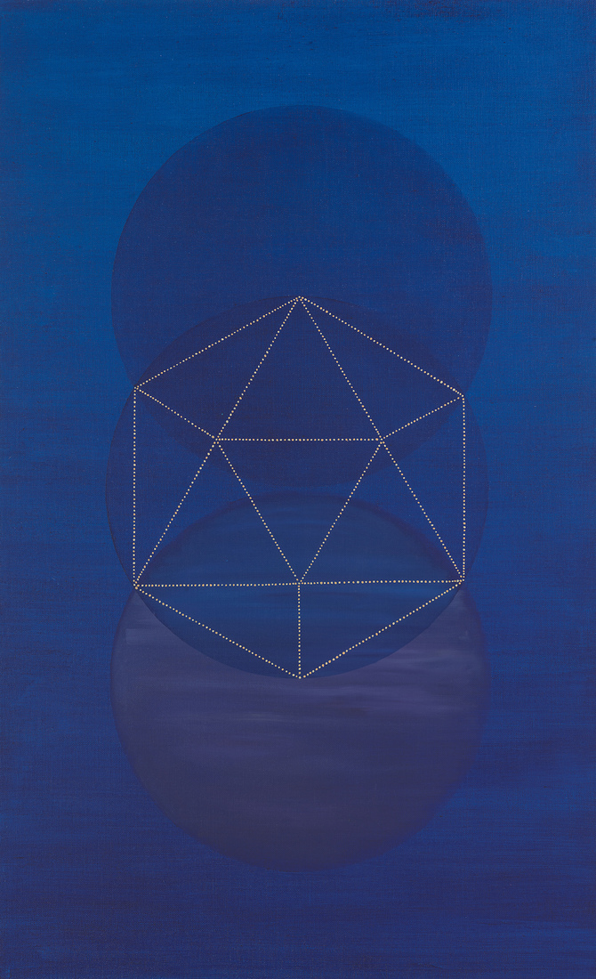 Platonic Solids Series Water