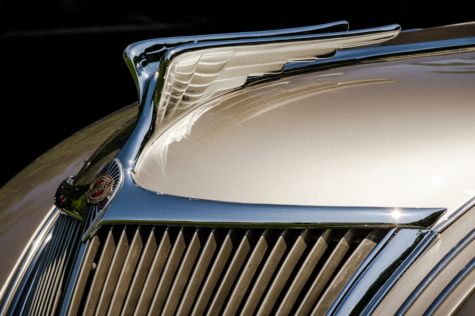 Classic Automobiles 1935 Chrysler Air Flow