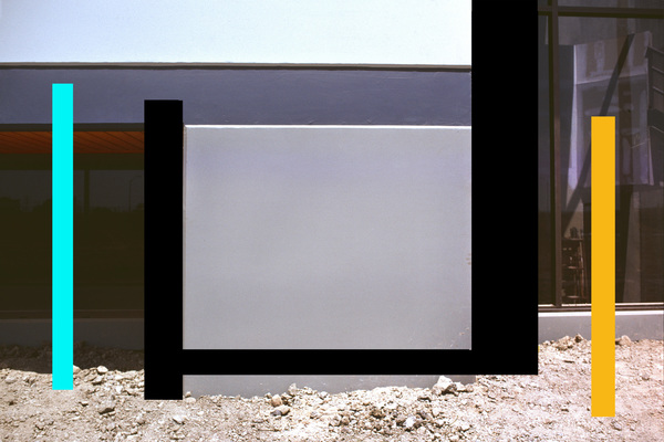 Grey Crawford           CHROMA SERIES COLOR ABSTRACT 1978-1985