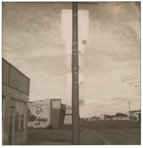 Photographs by John A Kane SX-70