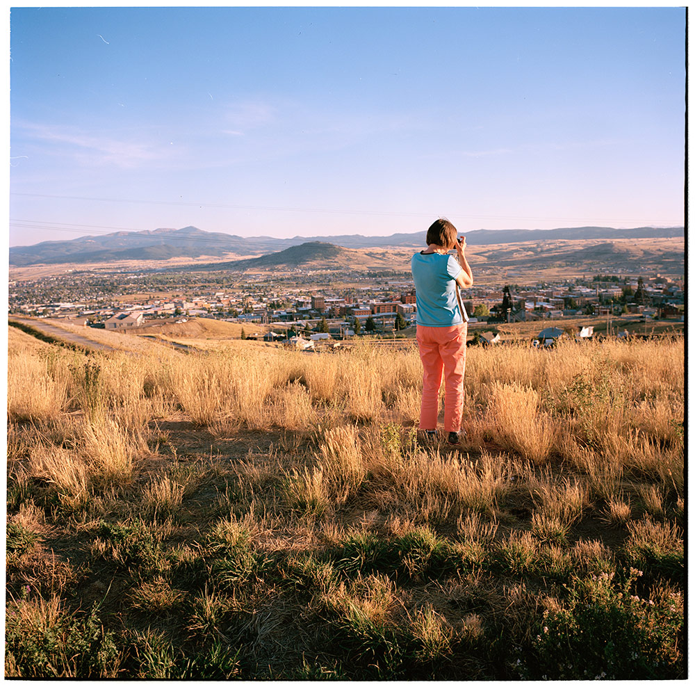 Julie, Landscape Butte