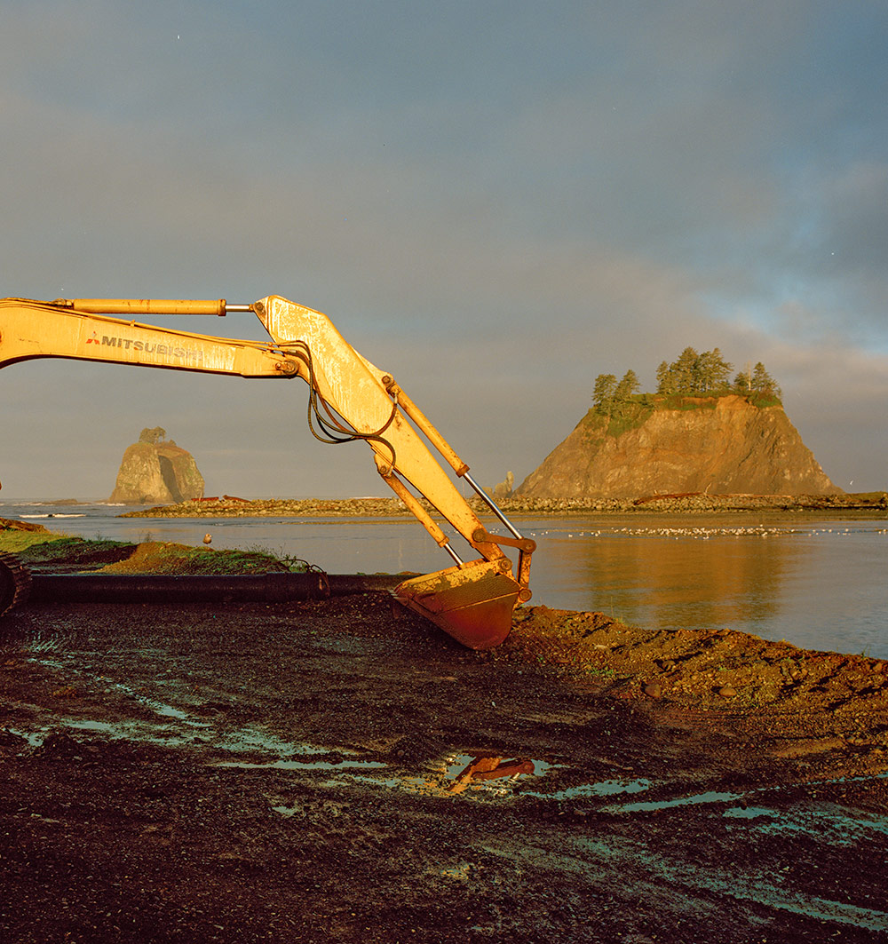 Mechanical Landscape La Push