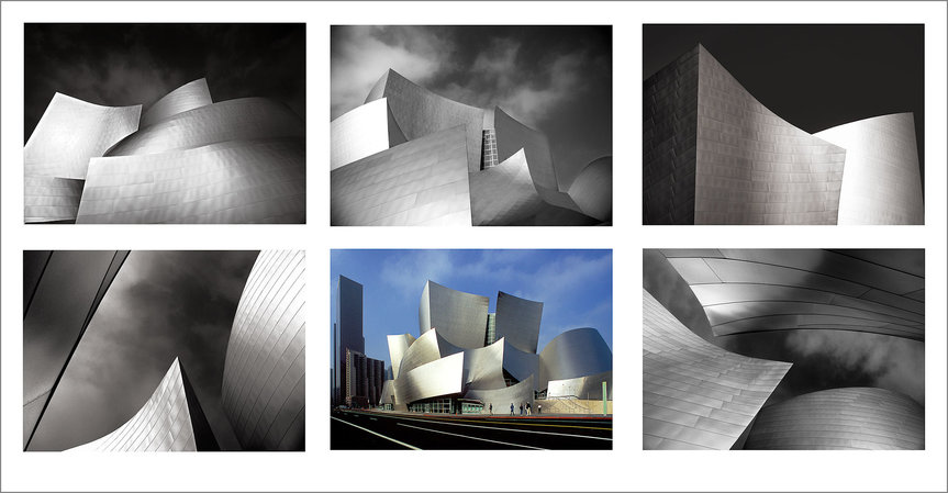 Photographs by John A Kane Grids