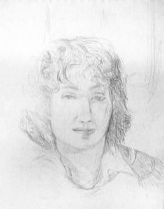 John S. Paul Image Gallery 1 pencil