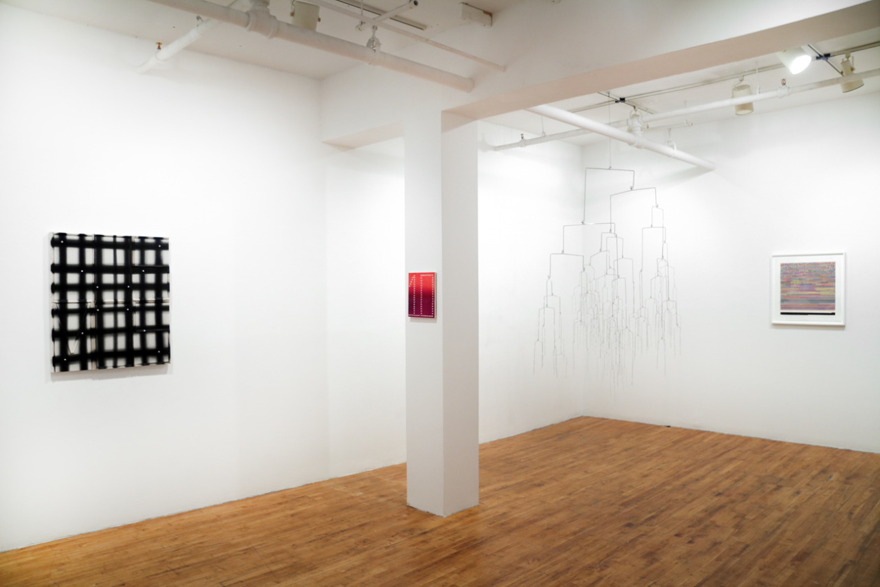 Work Off the Grid, Pierogi Gallery, Brooklyn, NY, curated by Joe Amrhein