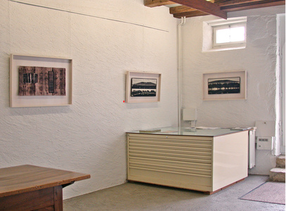 Judith James Textile Constructions Exhibition views