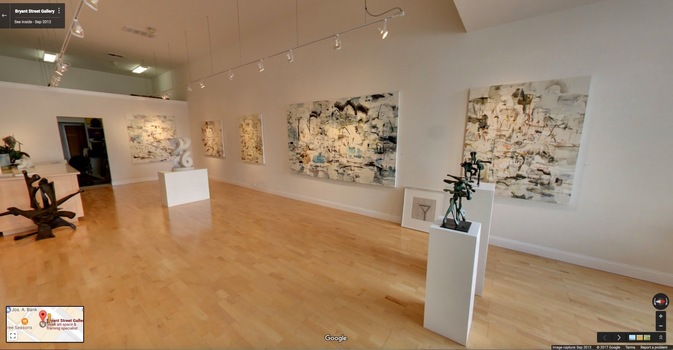 Karl Pilato Installation Photos