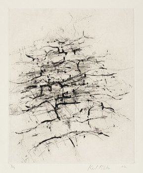 Karl Pilato Etchings and Drypoints etching and drypoint