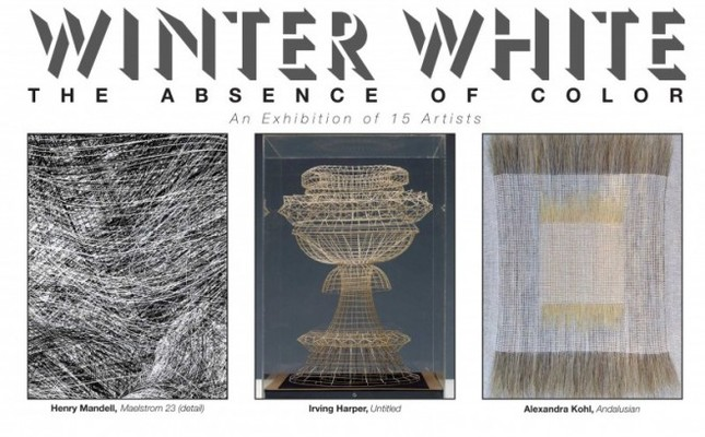 Katharine Dufault Winter White: The Absence of Color