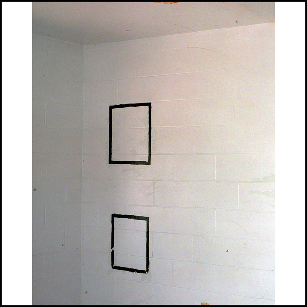 Katrina Umber Selected Works chromogenic print mounted on aluminum with uv laminate and white frame