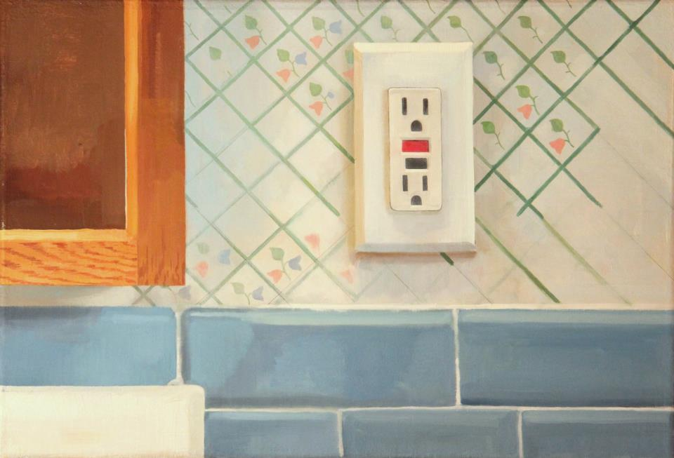 2012 Bathroom Outlet