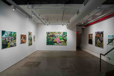 maia cruz palileo Exhibitions Taymour Grahne Gallery, New York, NY