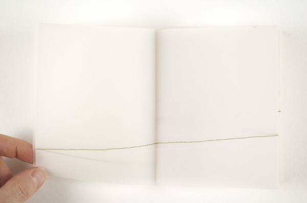 Works on Paper & Artist Books Thread on vellum