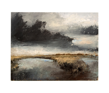 Meghan Fleming Wetland Paintings