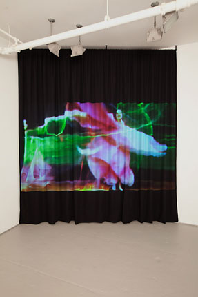 danse serpentine (doubled and refracted) Elizabeth Dee, New York