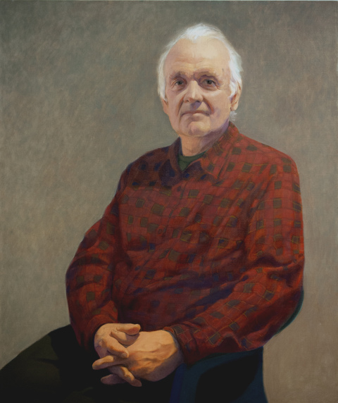 Peter Malone Portraits 2012-2016 oil on linen