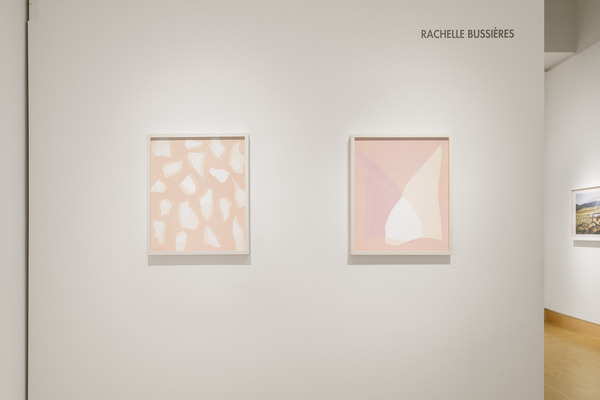 RACHELLE BUSSIERES  Exhibitions Robert Koch Gallery, San Francisco