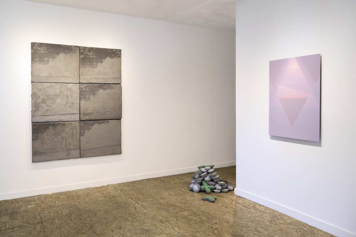 Installation Views Concrete Utopia