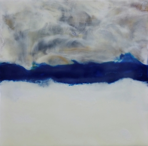 Sharon Blomquist The Art Gallery Encaustic