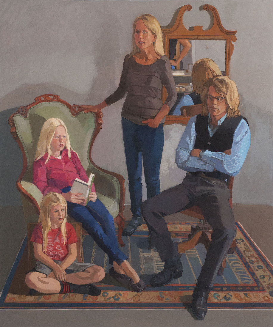 Paynetown 2015 Ksander Hicks Family Portrait