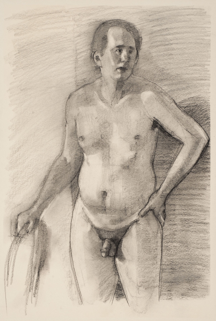 Figure Drawings Male Figure