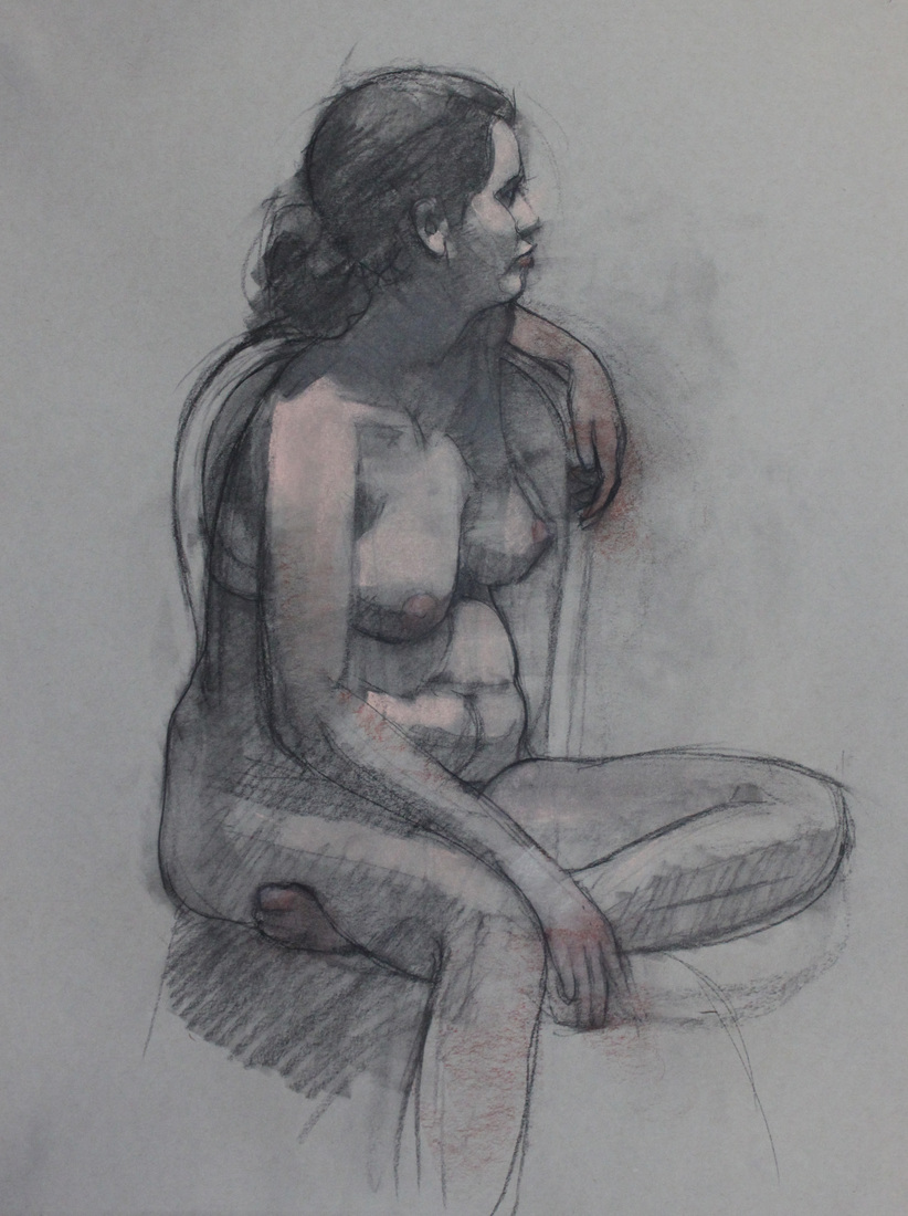 Figure Drawings Female Figure