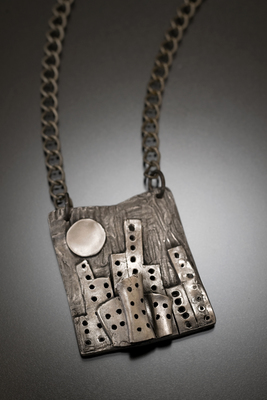 Tricia  Simmons    Wild Lily Art Studio Jewelry Steel Clay