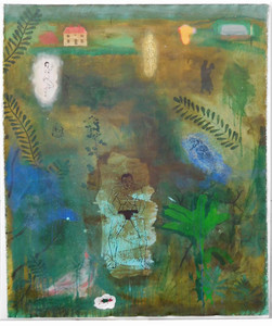 Bill Leech Older Paintings acrylic on canvas
