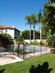 Safeguard Mesh and Glass Pool Fence in Los Angeles, CA, photo #3