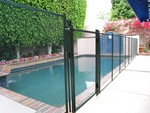 Safeguard Mesh and Glass Pool Fence in Los Angeles, CA, photo #8