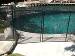 Safeguard Mesh and Glass Pool Fence in Los Angeles, CA, photo #14