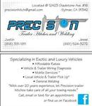 Precision Trailer Hitches in Sylmar, CA, photo #1