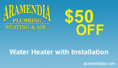 Coupon-dallas-water-heater-installation