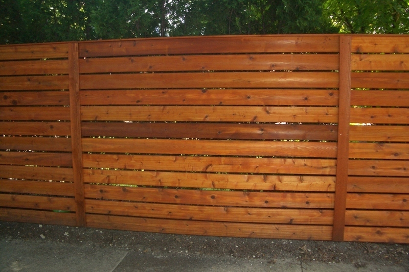 6_stained_horizontal_rail_fence