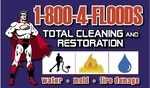 1 800 4 FLOODS & Total Cleaning and Restoration in Charlotte, photo #4